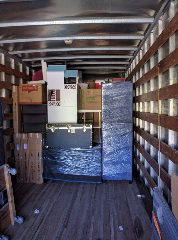 your local moving company from San Diego