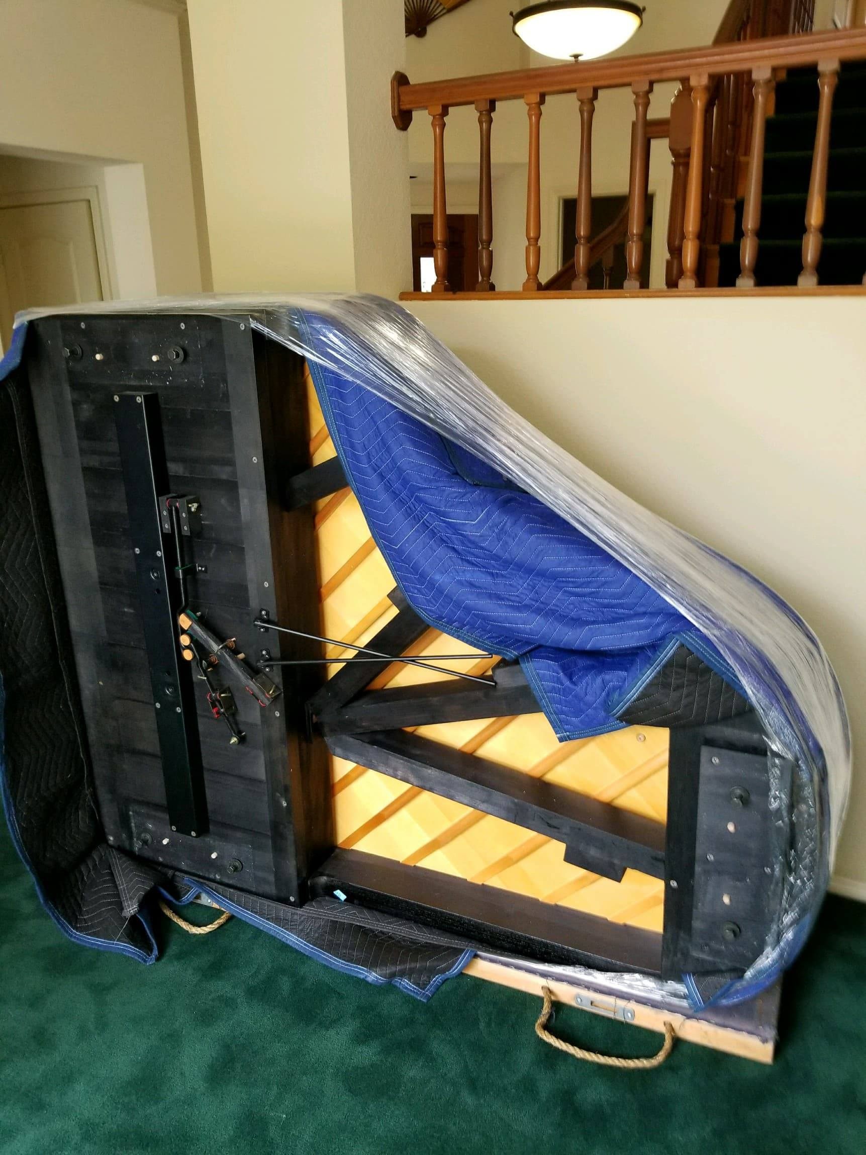 Piano Movers San Diego. Upload Moving Systems.