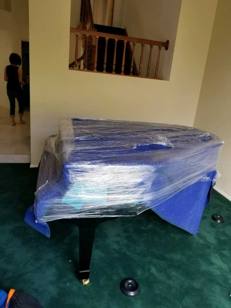 High Quality Piano Movers San Diego